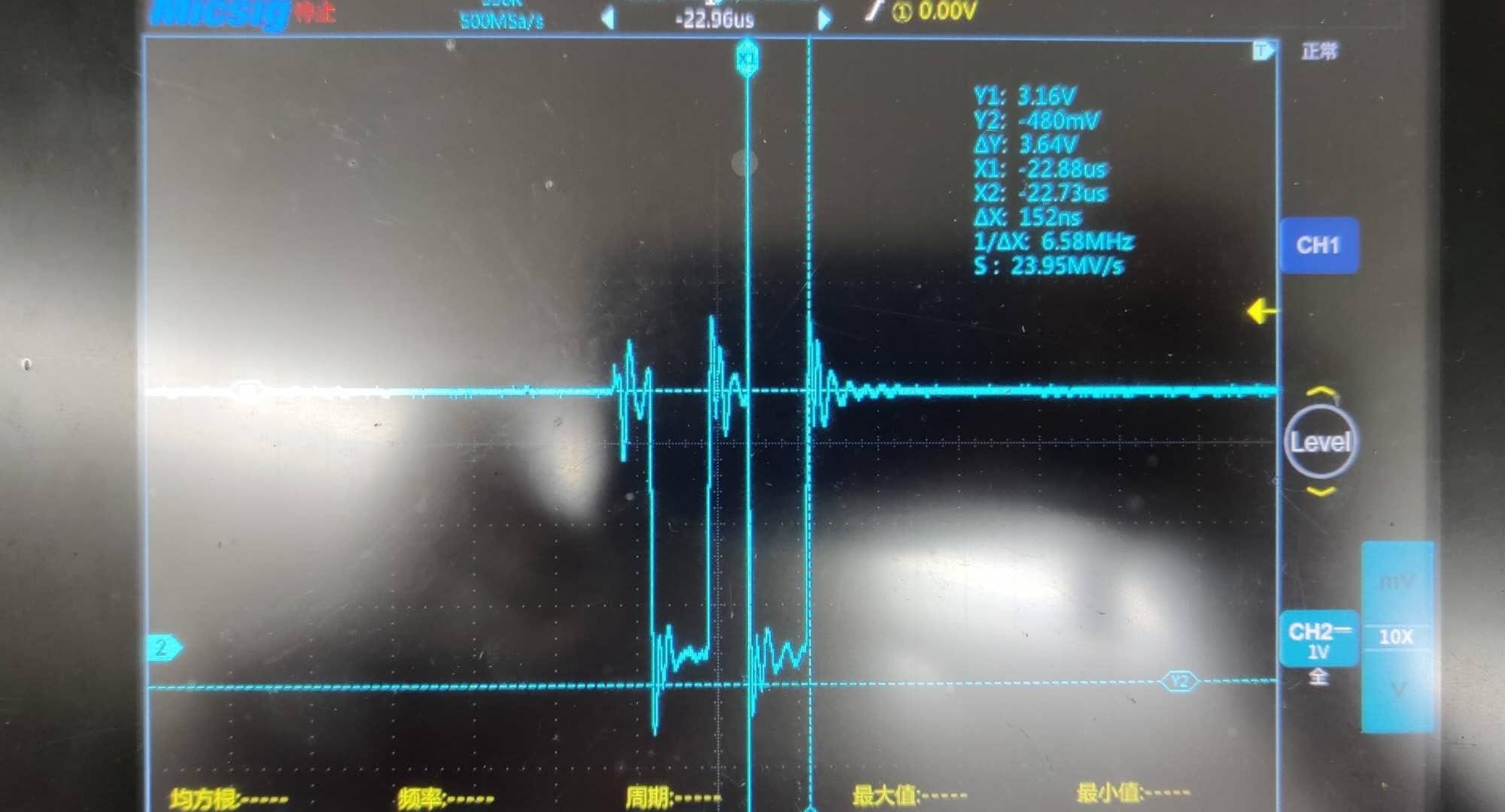 关于FPGA进行外部边沿检测,检测不准确问题?