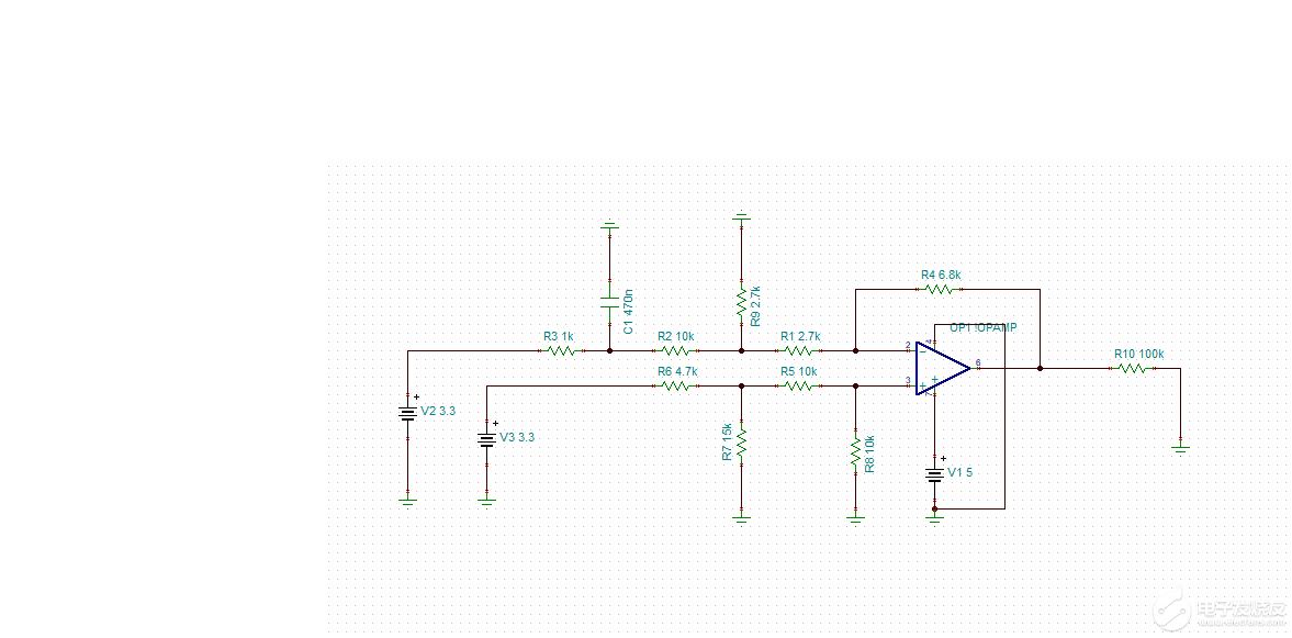 运放电路输出怎么计算