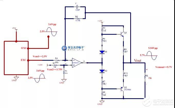 新能源汽車旋轉變壓器驅動電路講解(五)-旋變驅動電路怎么選擇驅動管Q1和Q2