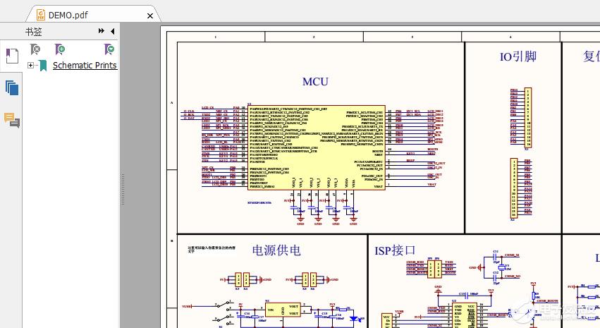 【Altium小課專題 第181篇】如何把原理圖導出為PDF格式的?