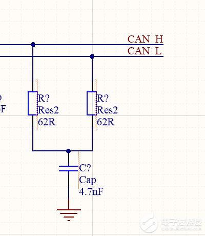 求助电路设计问题,关于电阻串电容作用?