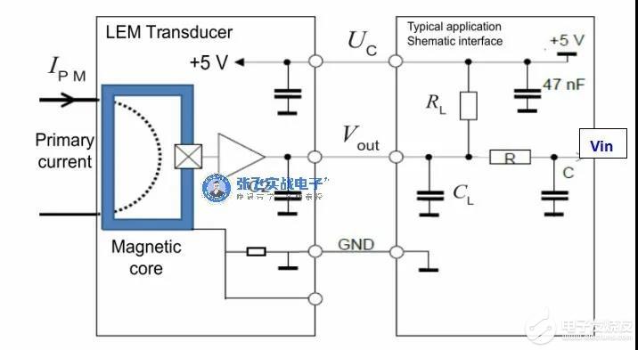 新能源汽车电流传感器的采样电路的讲解(五)