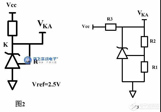 【原创分享】TL431的应用电路图
