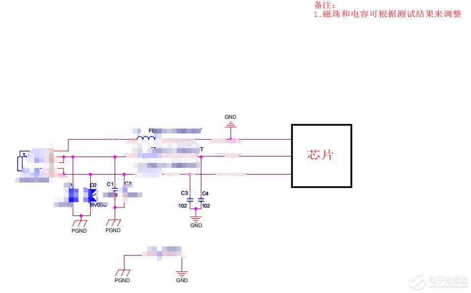 【资料】耳机接口EMC设计标准电路
