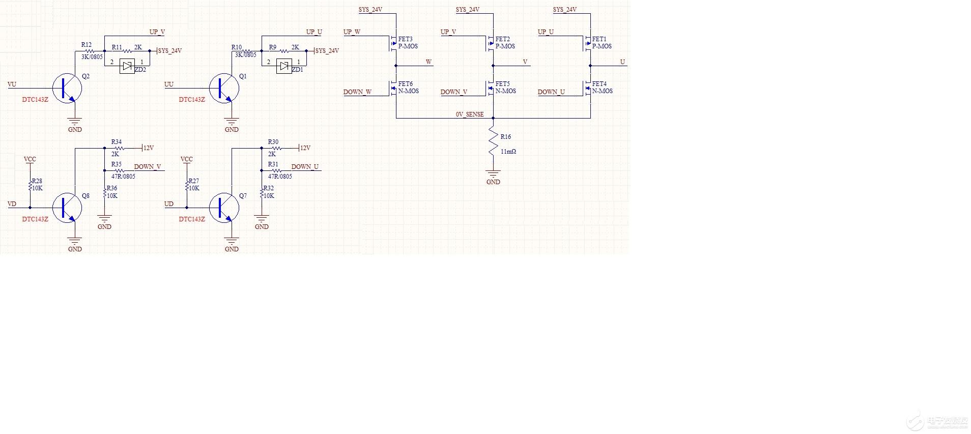 这个BLDC电机驱动方案合适吗?